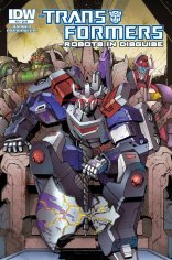 TRANSFORMERS ROBOTS IN DISGUISE #34