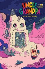 UNCLE GRANDPA #1 COVER A