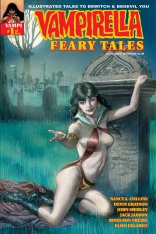 VAMPIRELLA FEARY TALES #1 ROACH COVER