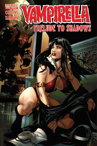 VAMPIRELLA PRELUDE TO SHADOWS