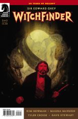 WITCHFINDER THE MYSTERIES OF UNLAND #5