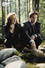 X-FILES SEASON 10 #17 SUB COVER