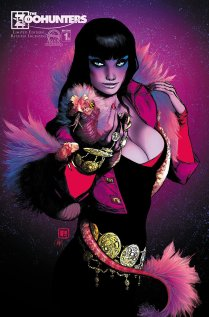 ZOOHUNTERS #1 COVER D