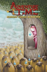 ADVENTURE TIME BANANA GUARD ACADEMY #5 COVER B