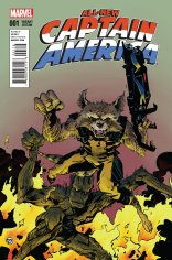 ALL-NEW CAPTAIN AMERICA #1 VARIANT A