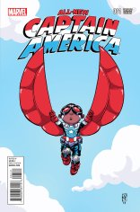 ALL-NEW CAPTAIN AMERICA #1 VARIANT B