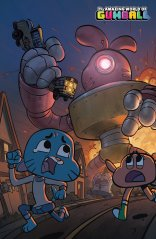 AMAZING WORLD OF GUMBALL #4 COVER C