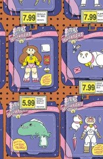 BEE AND PUPPYCAT #6 COVER B