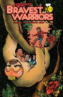 BRAVEST WARRIORS #26 COVER B