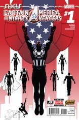 CAPTAIN AMERICA AND THE MIGHTY AVENGERS #1