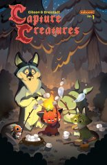 CAPTURE CREATURES #1 COVER B