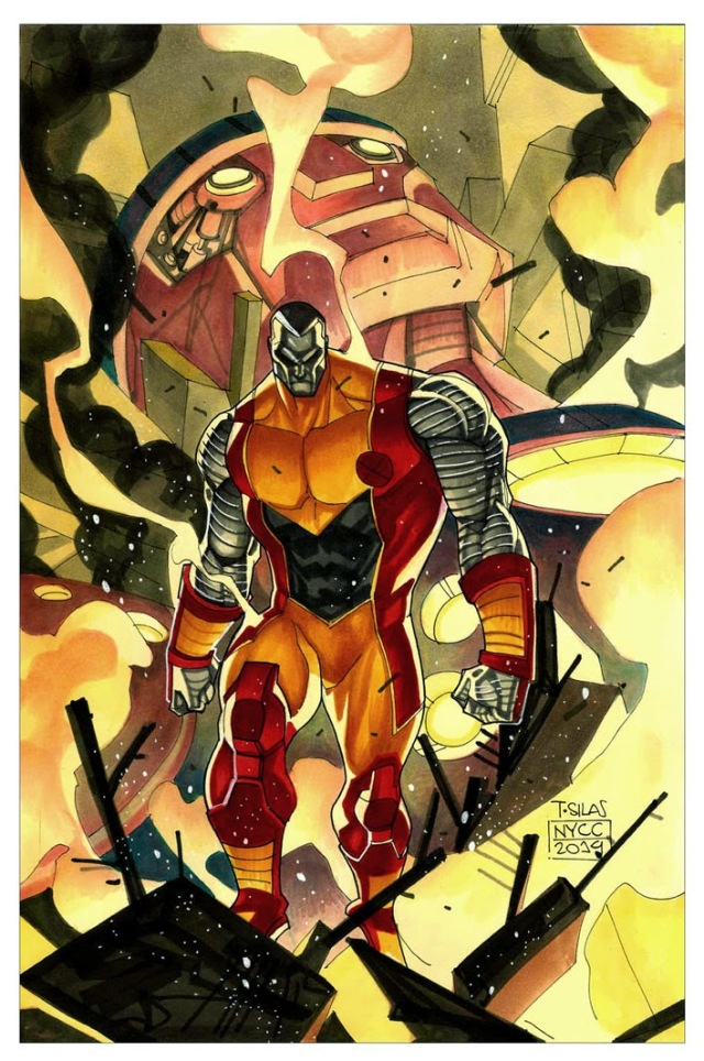 Colossus by Thony Silas