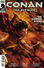 CONAN THE AVENGER #8