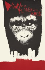 DAWN OF THE PLANET OF THE APES #1 VARIANT A