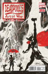DEADPOOL'S ART OF WAR #2