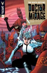 DEATH-DEFYING DOCTOR MIRAGE #3