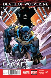 DEATH OF WOLVERINE THE LOGAN LEGACY #5