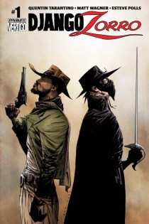 DJANGO ZORRO #1 LEE COVER