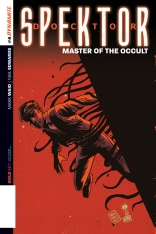 DOCTOR SPEKTOR MASTER OF THE OCCULT #4 SUB COVER