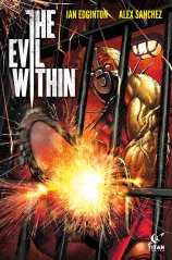 EVIL WITHIN #3