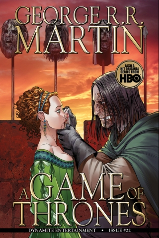 GAME OF THRONES #22