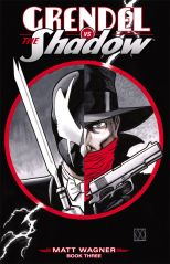 GREDEL VS. THE SHADOW #3 VARIANT