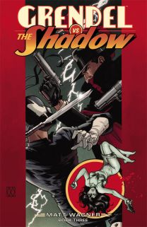 GREDEL VS. THE SHADOW #3