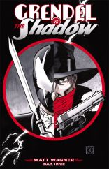 GRENDEL VS. THE SHADOW #3 VARIANT