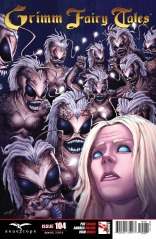 GRIMM FAIRY TALES #104 COVER B