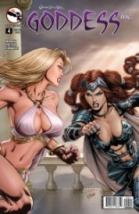 GRIMM FAIRY TALES GODDESS #4 COVER A