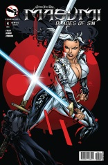 GRIMM FAIRY TALES MASUMI BLADES OF SIN #4 COVER A