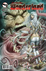 GRIMM FAIRY TALES WONDERLAND #29 COVER B