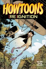 HOWTOONS REIGNITION #4