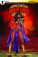 JOHN CARTER WARLORD OF MARS #1 LUIS COVER