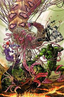 JUSTICE LEAGUE DARK #36