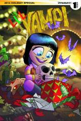 LIL VAMPI HOLIDAY SPECIAL 2014 ONE-SHOT