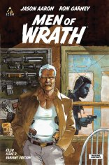 MEN OF WRATH #2 VARIANT