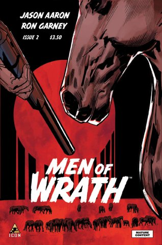 MEN OF WRATH #2