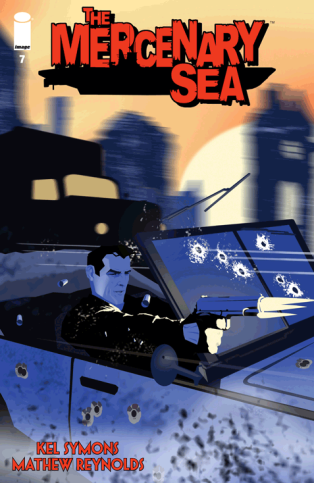 MERCENARY SEA #7