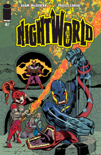 NIGHTWORLD #4