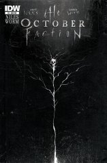 OCTOBER FACTION #2 SUB COVER