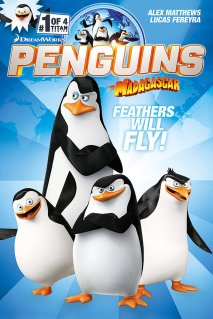 PENGUINS OF MADAGASCAR #1
