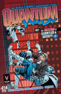 Q2 THE RETURN OF QUANTUM AND WOODY #2 VARIANT B