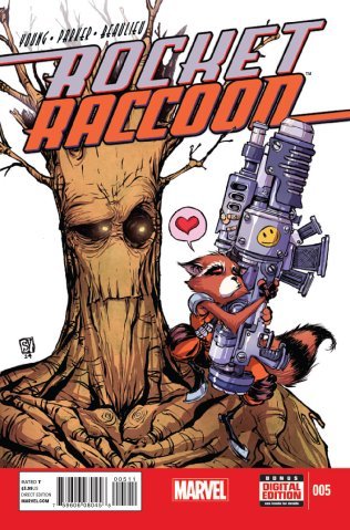 ROCKET RACCOON #5