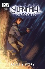 SILENT HILL DOWNPOUR ANNE'S STORY #3