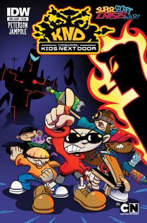 SUPER SECRET CIRISIS WAR CODENAME KIDS NEXT DOOR ONE-SHOT
