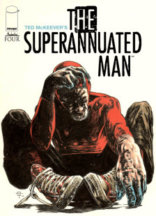SUPERANNUATED MAN #4