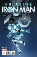 SUPERIOR IRON MAN #1 VARIANT A