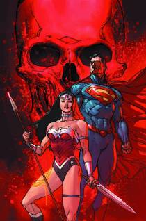 SUPERMAN WONDER WOMAN #13