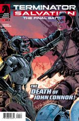 TERMINATOR SALVATION THE FINAL BATTLE #11